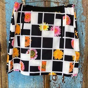 EP Pro Floral Golf Skirt